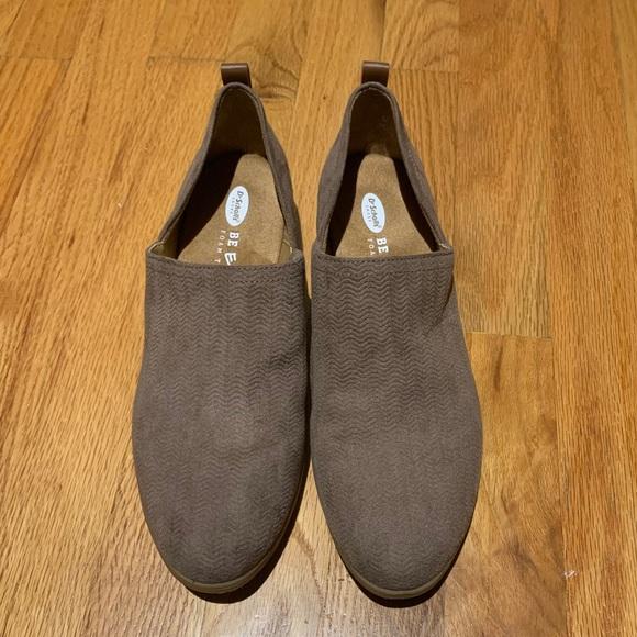 Dr. Scholl's Ruler Shootie shoes